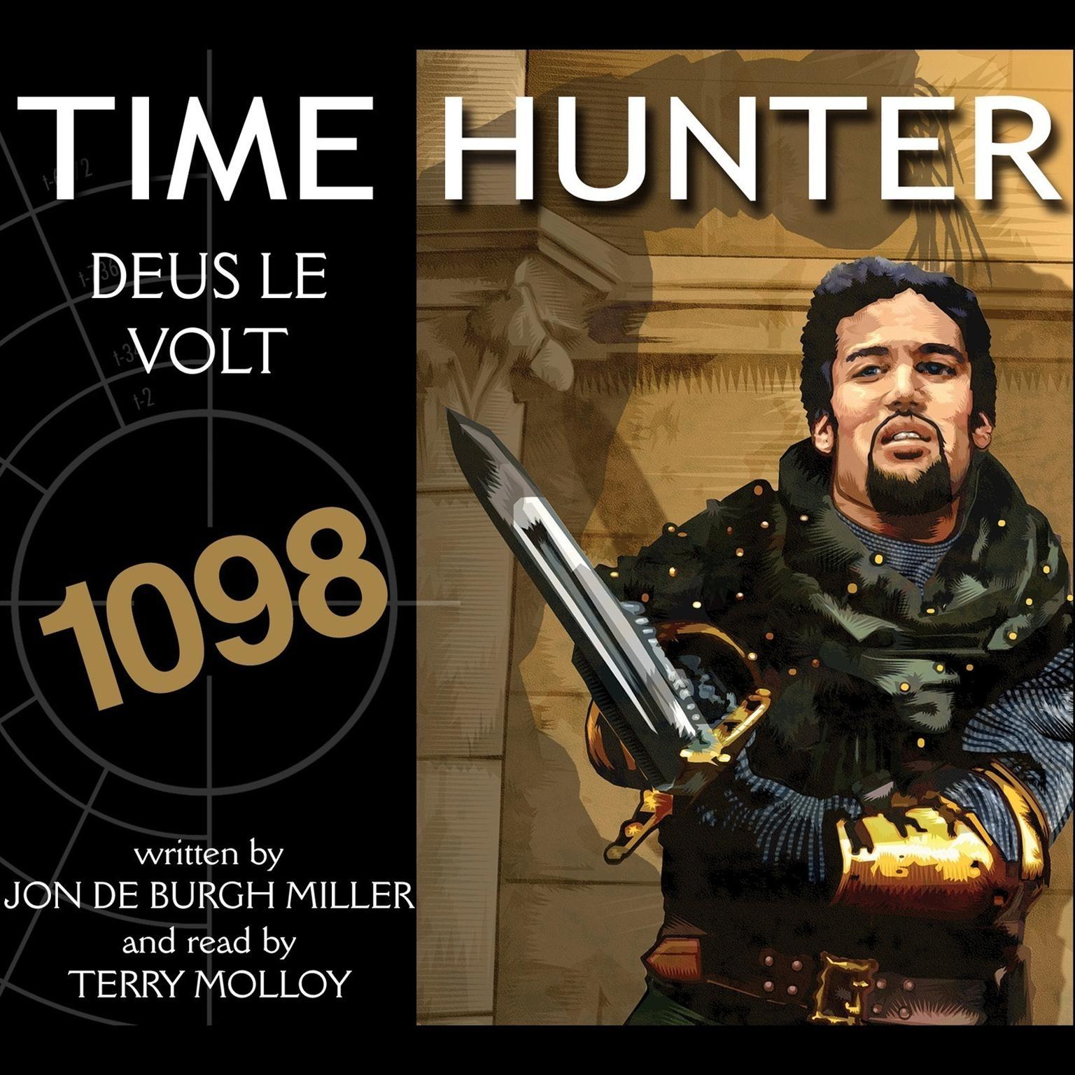 Printable Deus Le Volt: Deus Le Volt Audiobook Cover Art