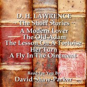 D. H. Lawrence: The Short Stories Audiobook, by D. H. Lawrence