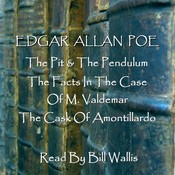 Edgar Allan Poe, Vol. 1 Audiobook, by Edgar Allan Poe