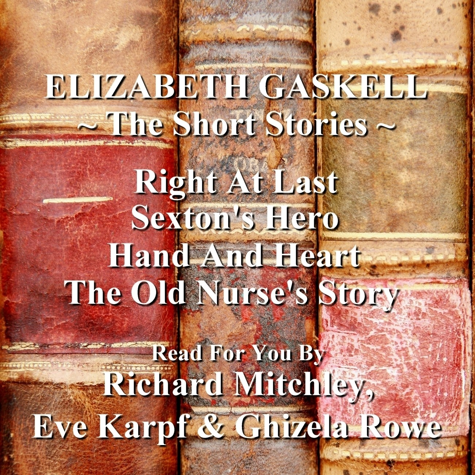 Printable Elizabeth Gaskell: The Short Stories Audiobook Cover Art
