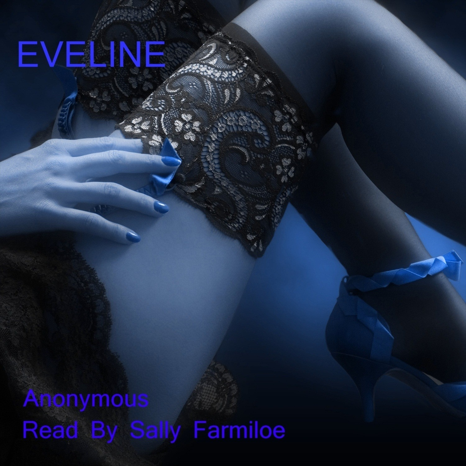 Printable Eveline Audiobook Cover Art