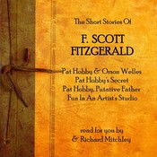 F. Scott Fitzgerald: The Pat Hobby Stories Audiobook, by F. Scott Fitzgerald