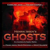 Ghosts Audiobook, by Henrik Ibsen