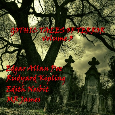 Gothic Tales of Terror, Vol. 3 (Abridged) Audiobook, by various authors