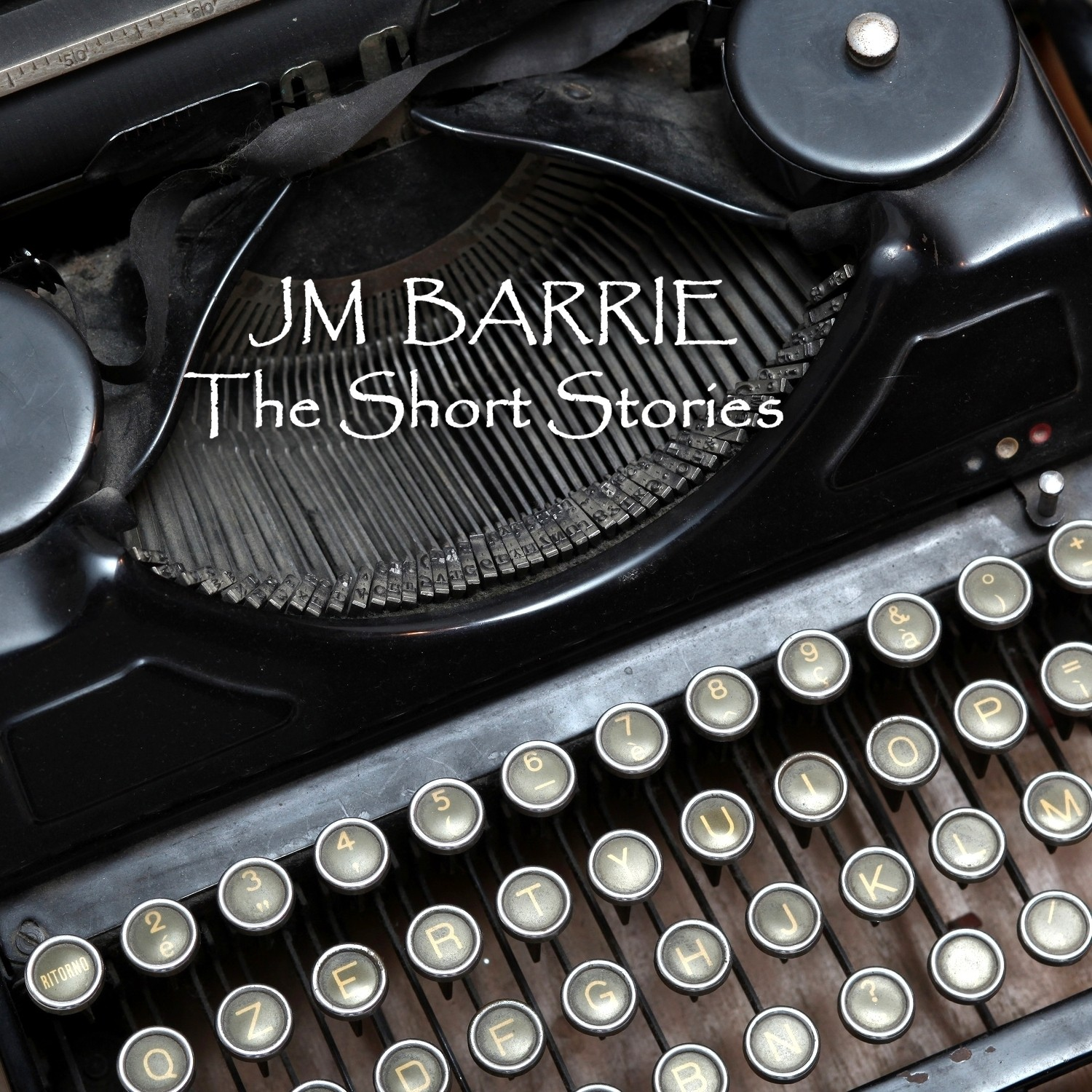 Printable J M Barrie: The Short Stories Audiobook Cover Art