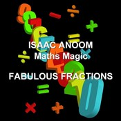 Maths Magic: Fabulous Fractions Audiobook, by Isaac Anoom