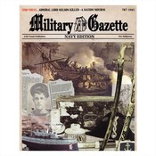 Military Gazette, Navy Edition Audiobook, by Sue Rodwell