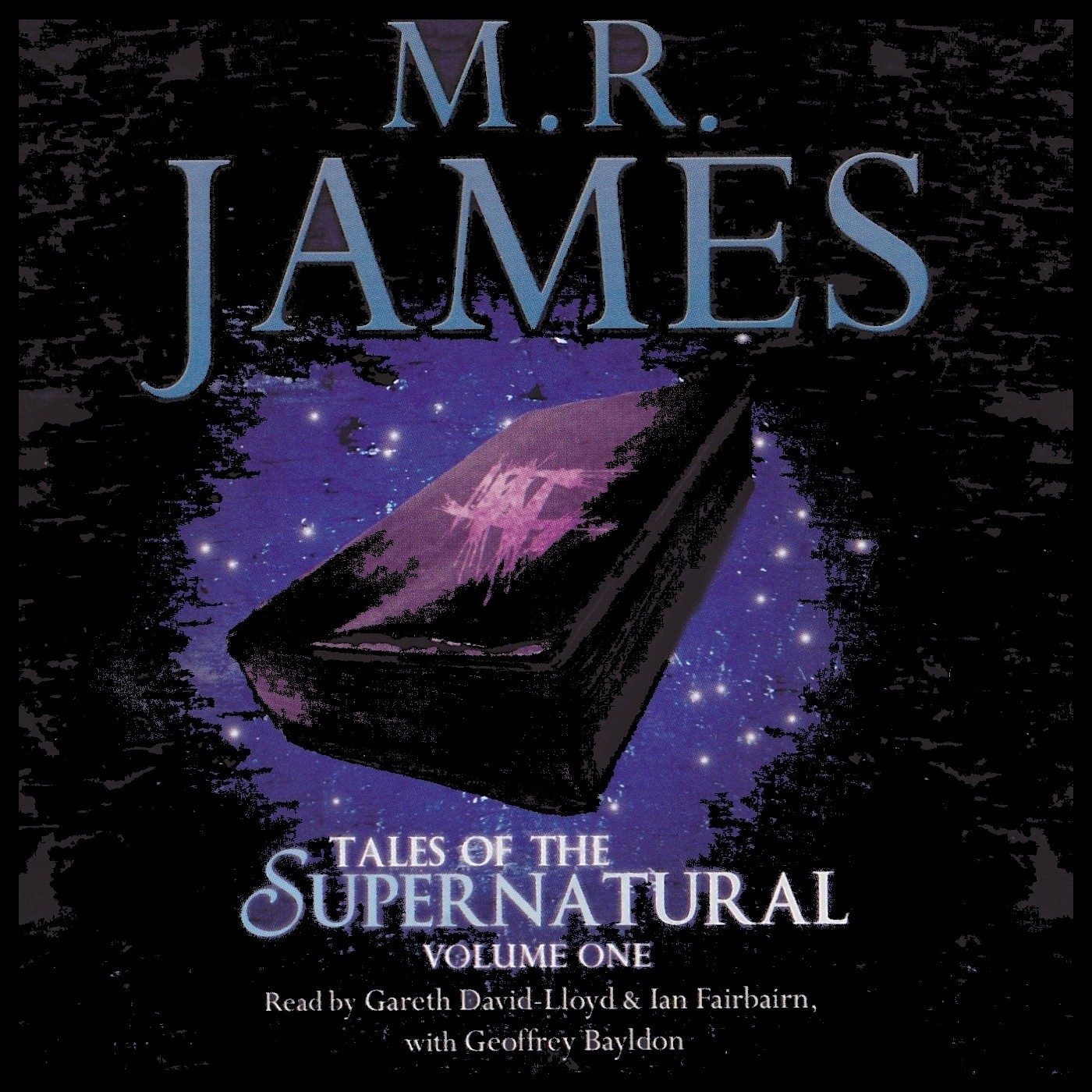 Printable M. R. James: Tales of the Supernatural, Vol. 1 Audiobook Cover Art