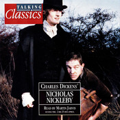 Nicholas Nickleby Audiobook, by Charles Dickens