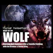 Night of the Wolf Audiobook, by Victor Pemberton