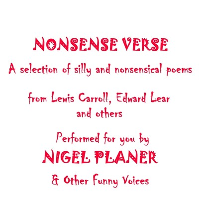 Nonsense Verse Audiobook, by Lewis Carroll