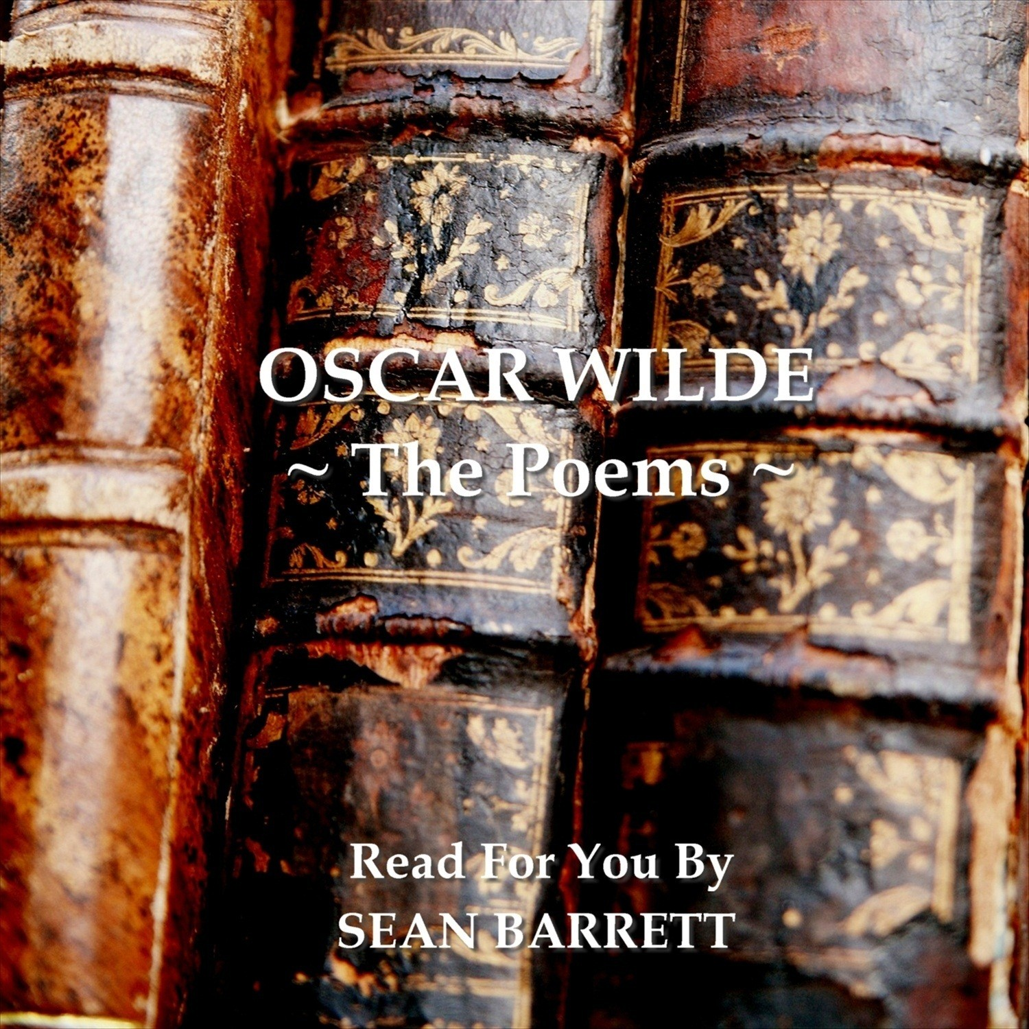 Printable Oscar Wilde: The Poems Audiobook Cover Art