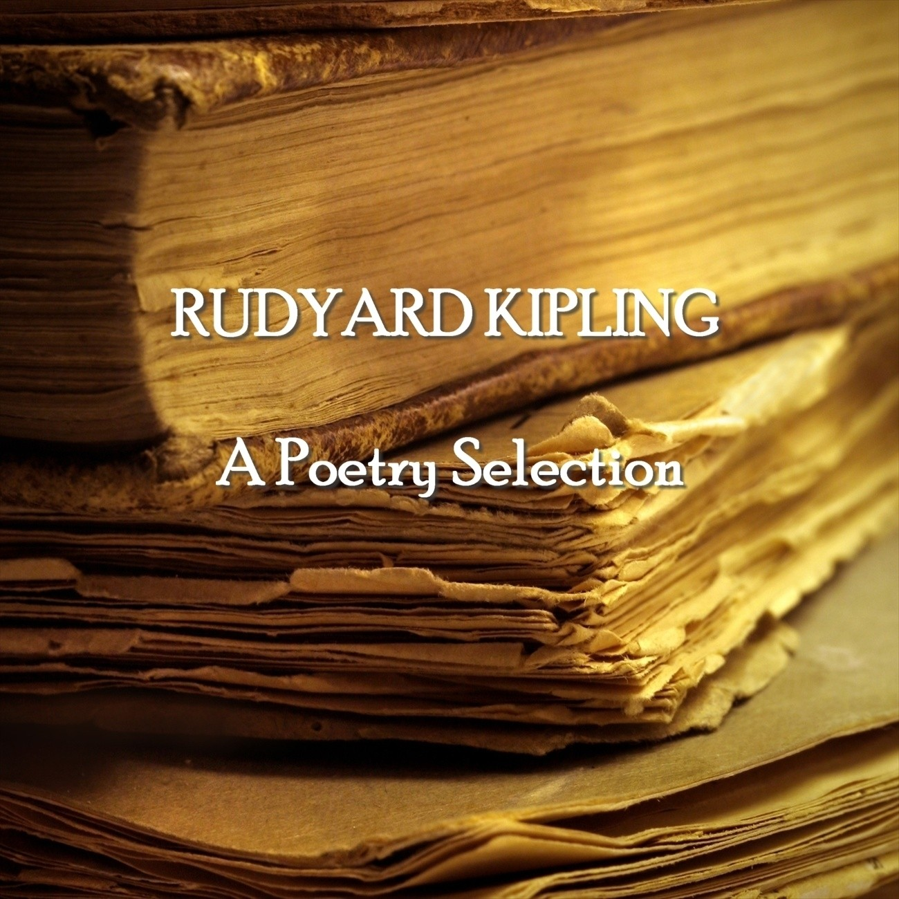 Printable Rudyard Kipling: A Poetry Selection Audiobook Cover Art