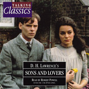 Sons and Lovers Audiobook, by D. H. Lawrence