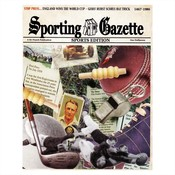 Sporting Gazette: Sports Edition Audiobook, by Sue Rodwell