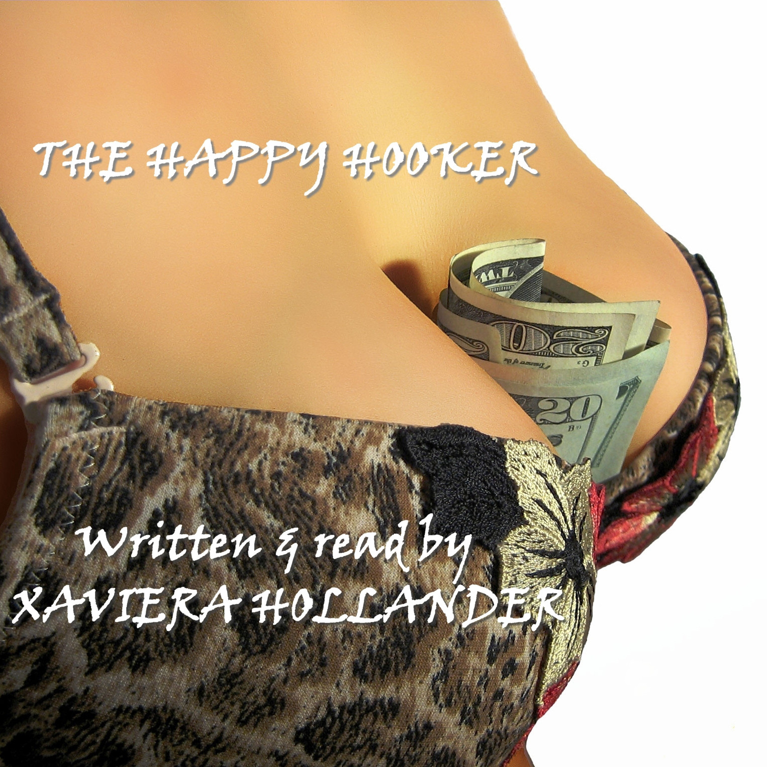Printable The Happy Hooker Audiobook Cover Art