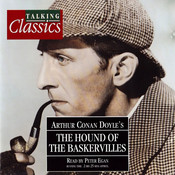 The Hound of the Baskervilles Audiobook, by Sir Arthur Conan Doyle