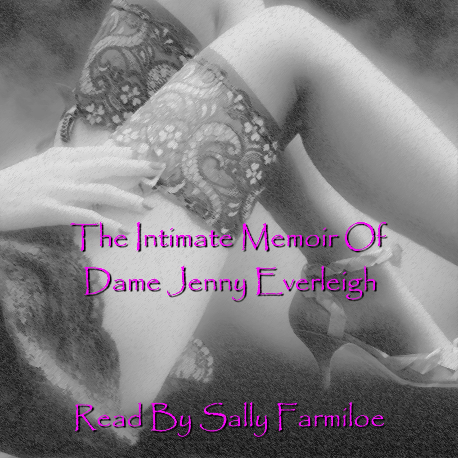 Printable The Intimate Memoir of Dame Jenny Everleigh: Cock-a-Hoop Audiobook Cover Art