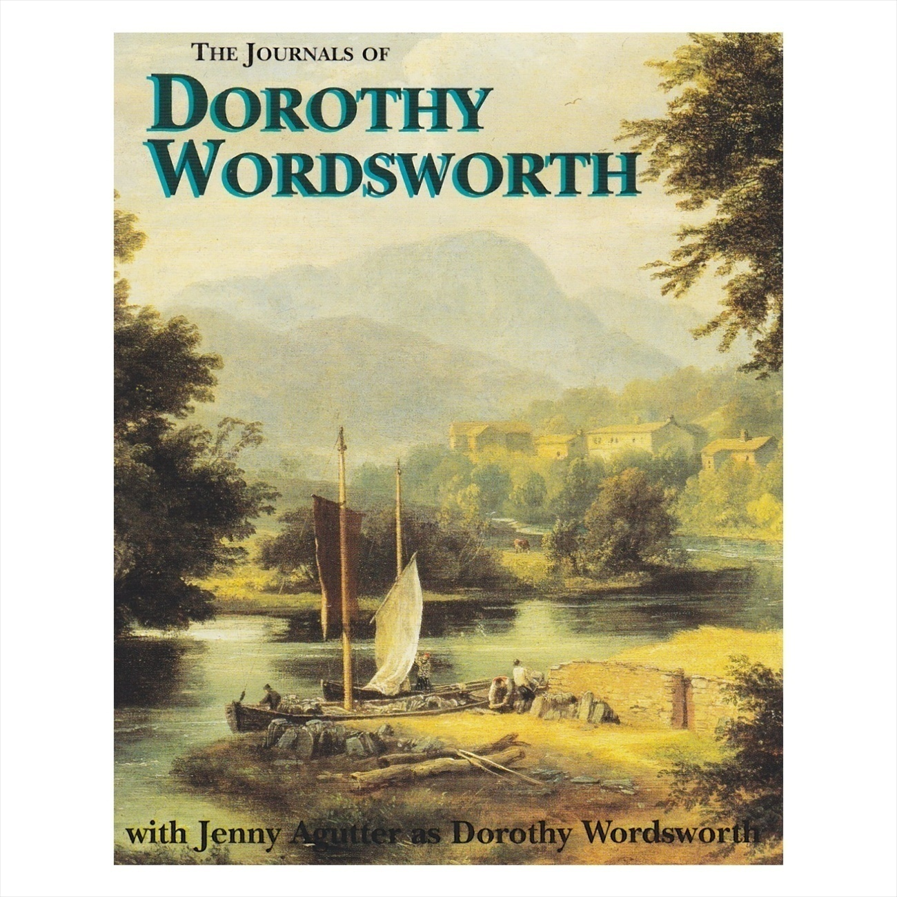 Printable The Journals of Dorothy Wordsworth Audiobook Cover Art