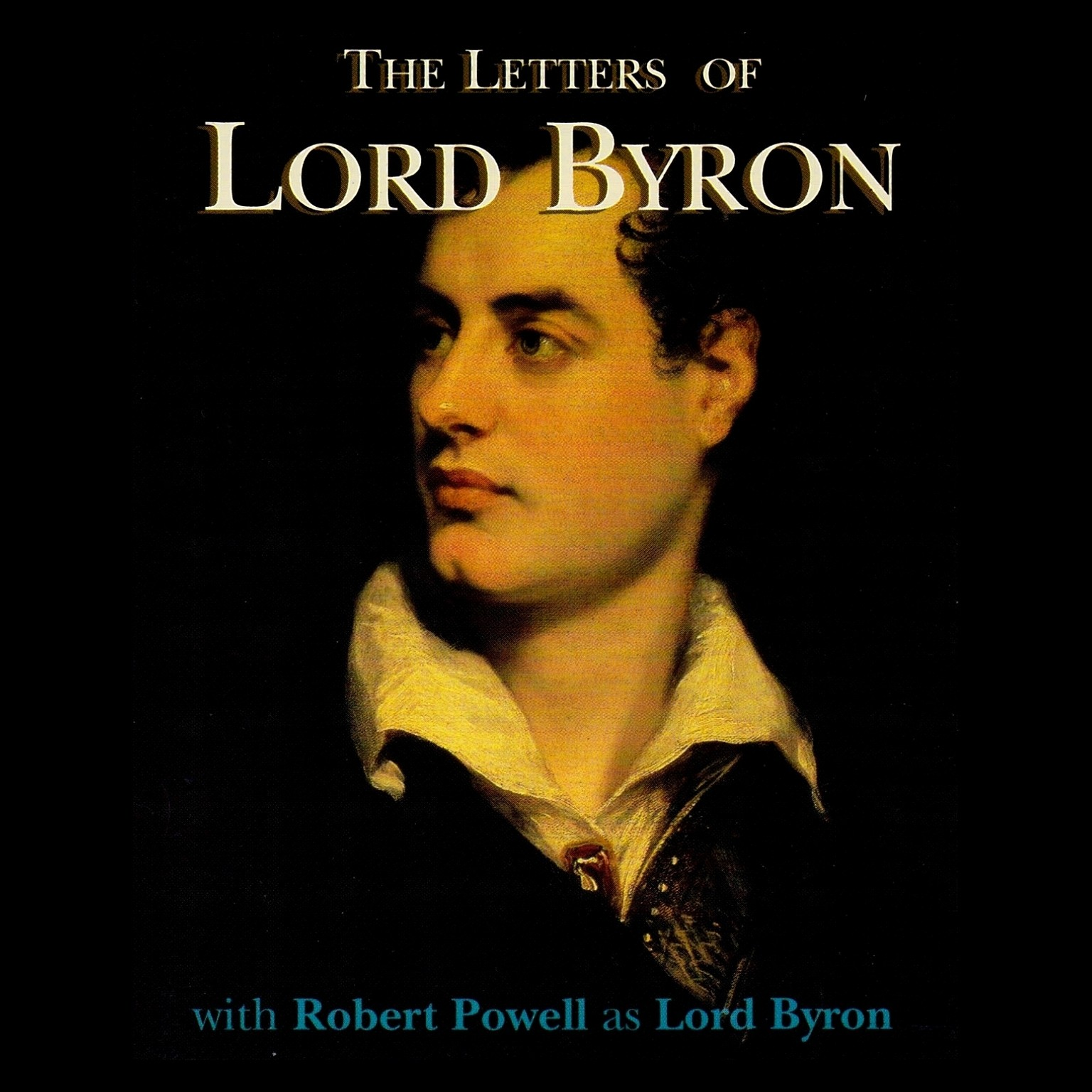 Printable The Letters of Lord Byron Audiobook Cover Art
