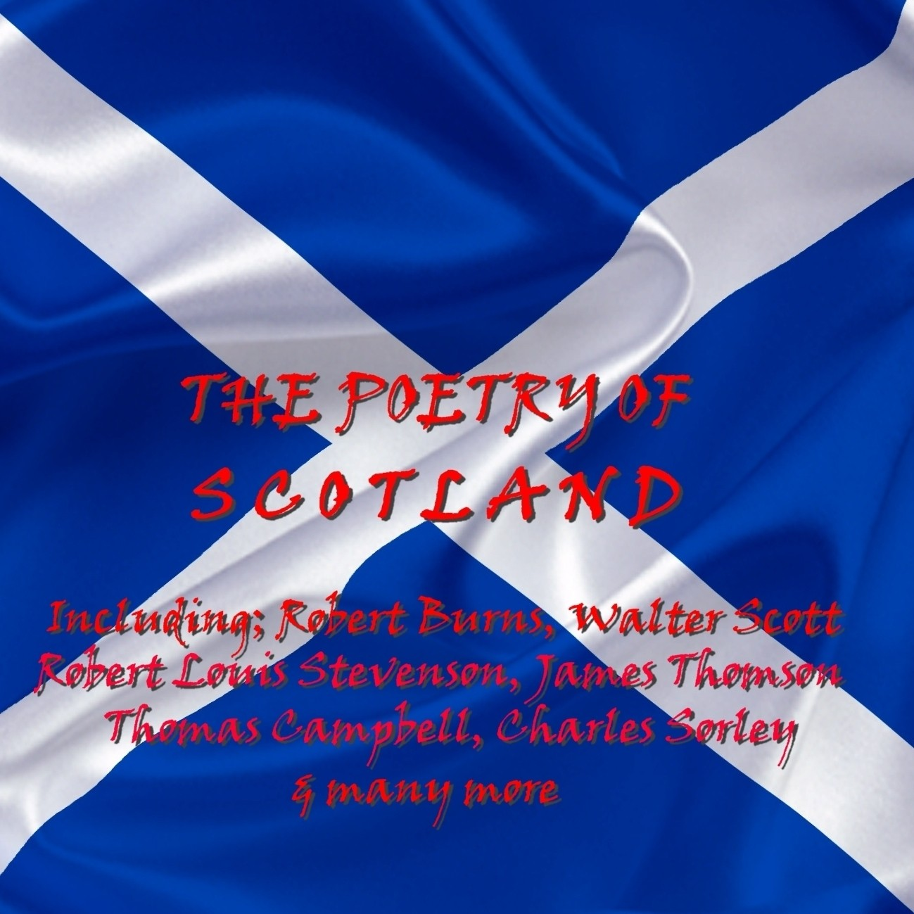 Printable The Poetry of Scotland Audiobook Cover Art
