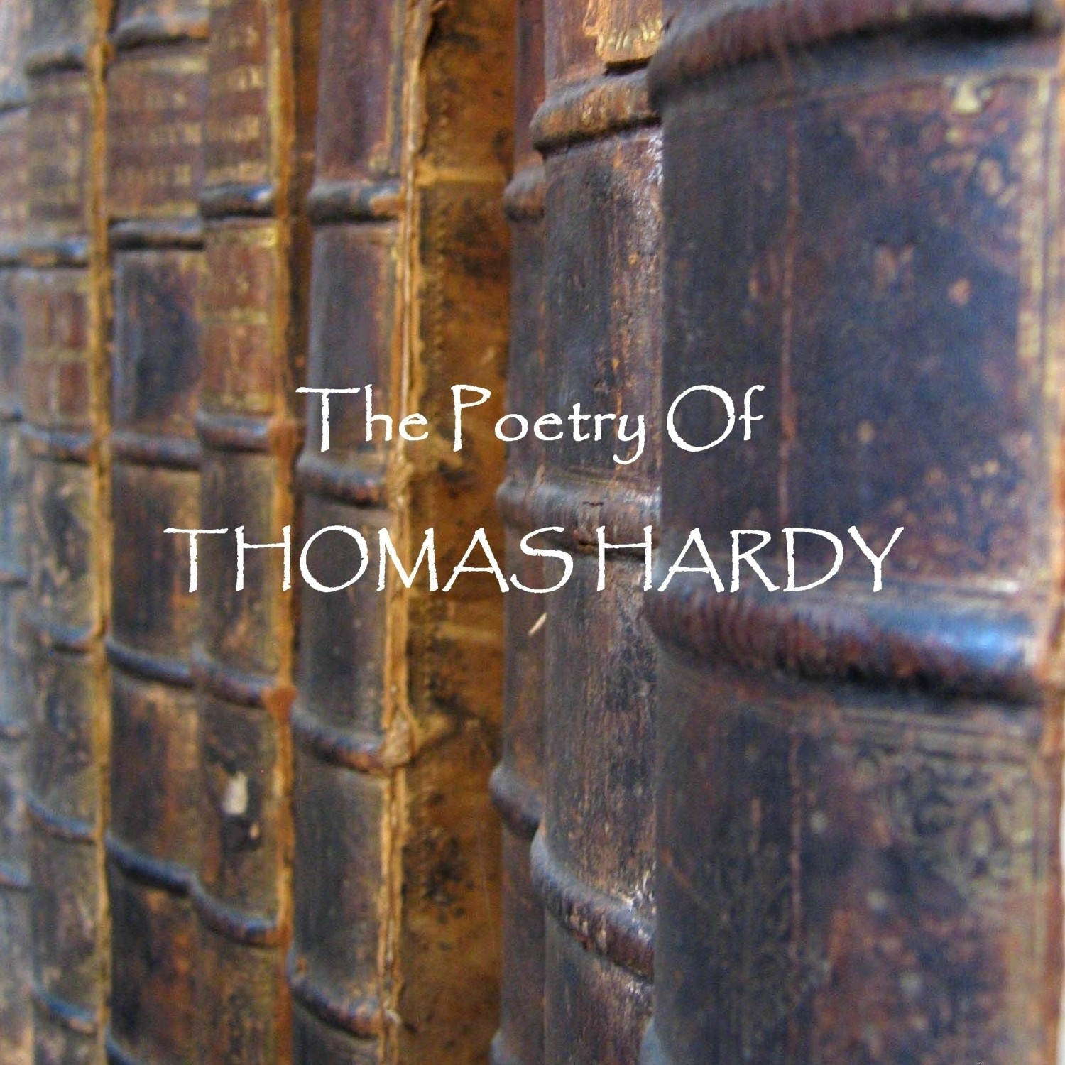 Printable The Poetry of Thomas Hardy Audiobook Cover Art