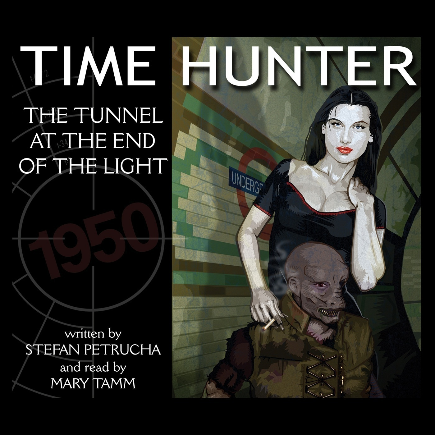 Printable The Tunnel at the End of the Light Audiobook Cover Art