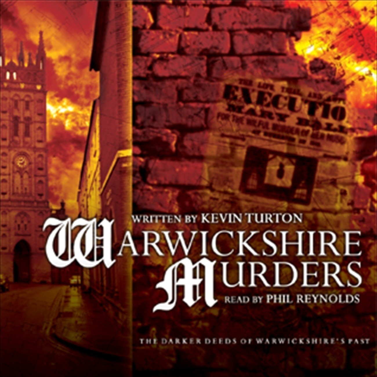 Printable The Warwickshire Murders Audiobook Cover Art