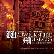 The Warwickshire Murders Audiobook, by Kevin Turton