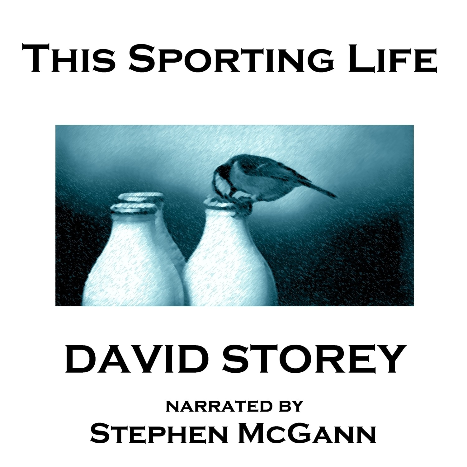 Printable This Sporting Life Audiobook Cover Art
