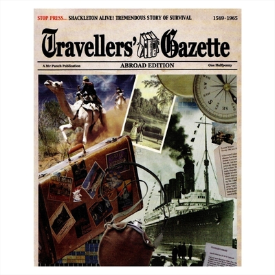 Traveler's Gazette, Abroad Edition Audiobook, by Sue Rodwell