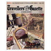Traveller's Gazette, Part One: Travel at Home Audiobook, by Sue Rodwell