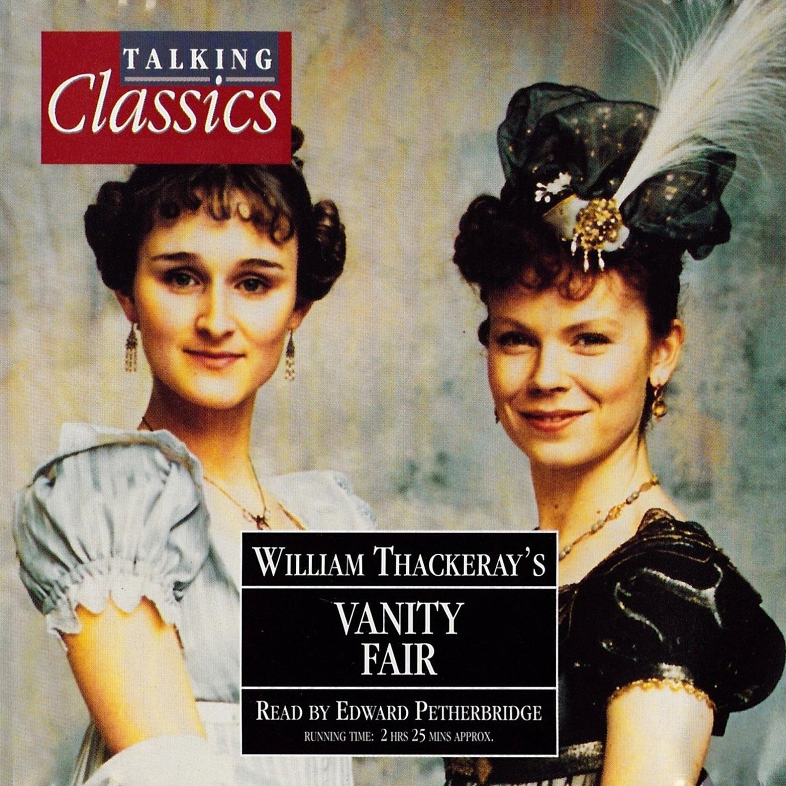 Printable Vanity Fair Audiobook Cover Art