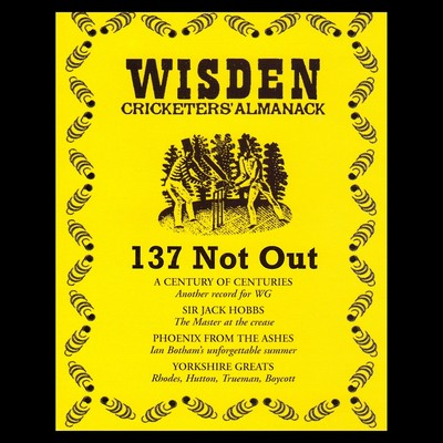 Wisden Cricketers' Almanack: 137 Not Out Audiobook, by Sue Rodwell