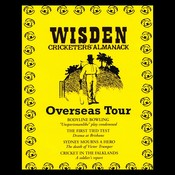 Wisden Cricketers' Almanack: Overseas Tour Audiobook, by Sue Rodwell