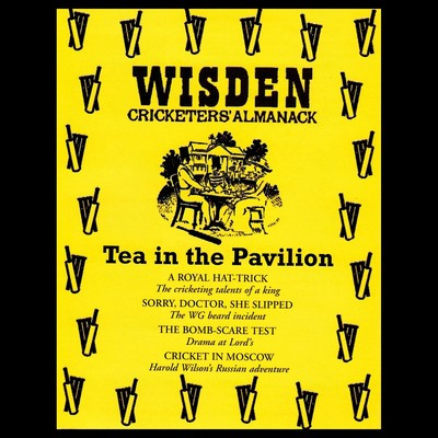 Wisden Cricketers' Almanack: Tea in the Pavilion Audiobook, by Sue Rodwell