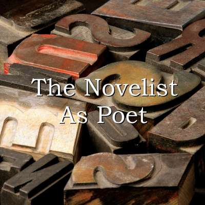 The Novelist as Poet Audiobook, by various authors