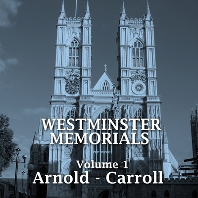 Westminster Memorials, Vol. 1 Audiobook, by various authors