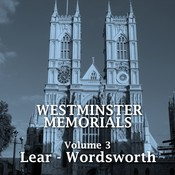 Westminster Memorials, Vol. 3 Audiobook, by various authors
