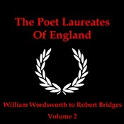 The Poet Laureates of England, Vol 2 Audiobook, by William Wordsworth, various authors