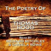 The Poetry of Thomas Hood Audiobook, by Thomas Hood