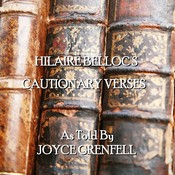 Cautionary Verses Audiobook, by Hilaire Belloc