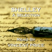 Shelley: A Selection Audiobook, by Percy Bysshe Shelley