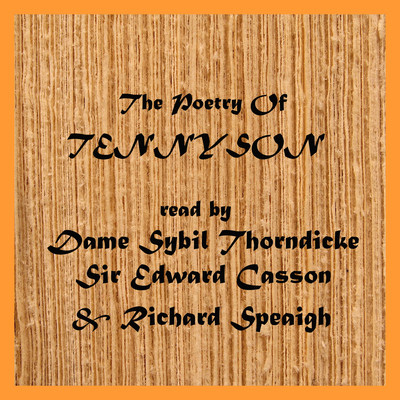 The Poetry of Tennyson Audiobook, by Alfred Tennyson