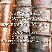 School for Scandal Audiobook, by Richard Brinsley Sheridan