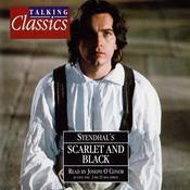 Scarlet & Black Audiobook, by Stendhal