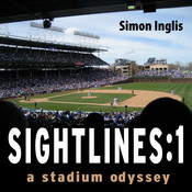 Sightlines: A Stadium Odyssey Audiobook, by Simon Inglis
