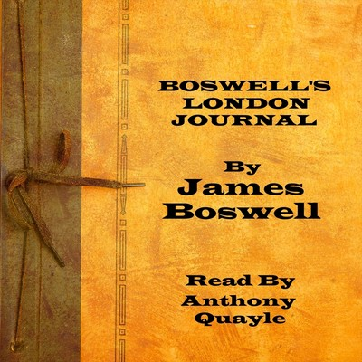 Boswell's London Journal Audiobook, by