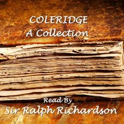 Coleridge: A Collection Audiobook, by Samuel Taylor Coleridge
