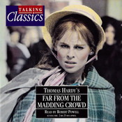 Far from the Madding Crowd Audiobook, by Thomas Hardy